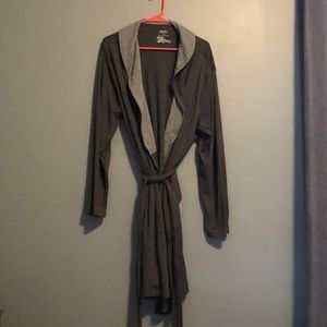 The perfect lounging robe